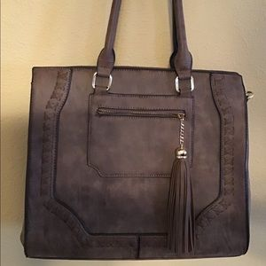Handbags - Large brown purse